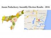Poll Result Updates: BJP sweeps to power in Assam; Congress-DMK combine wrests power in Puducherry