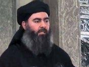 Al-Baghdadi 'killed in US-led coalition air strike'
