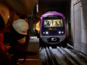 Bengaluru: Metro stops abruptly in tunnel, passengers panic
