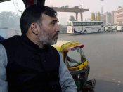 Delhi minister Gopal Rai quits over Health Issues