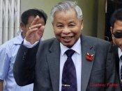 NSCN-IM chairman Isak Chisi Swu passes away