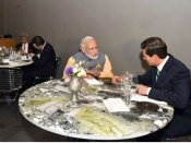 Pics: PM Modi's Mexico trip and a special dinner