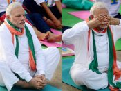Yoga can control diabetes: PM Modi