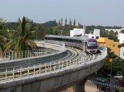 Bengaluru: Metro takes a beating of bandh; stops plying