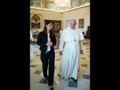 World at war over money, not religious faith, says Pope