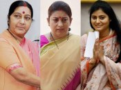 Sushma, Smriti and now Anupriya: Does BJP back a woman to check a woman?