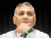 Imran Khan govt propped up by Pak Army, let's wait and watch how things go: VK Singh