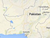 28 killed as floods hit van carrying wedding party in Pakistan