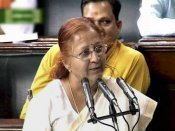 How Sumitra Mahajan dealt with the tricky issue of presentation of budget
