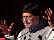 Power Minister Piyush Goyal, family pledge to donate organs