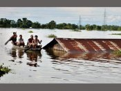 Gurugram's waterlogging hogs limelight: Why nobody cares about Assam's flood victims?