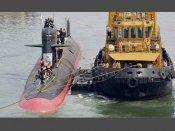 Sensitive data on India's Scorpene submarines leaked