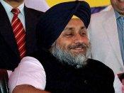 'Amarinder should write to SC over 1984 anti-Sikh riots', says Sukhbir Singh Badal
