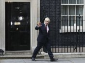 Boris Johnson rules himself out of UK leadership race