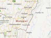 Security tightened ahead of Black day observation in Manipur