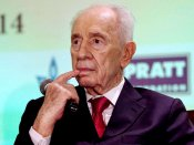 Pope, Trump wish Peres well as condition stable: spokesman