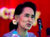 UN chief urges Myanmar's Suu Kyi to allow return of Rohingyas