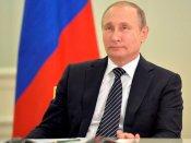 Putin says Syrian army honouring truce, rebels 'regrouping'