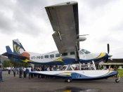 Sea plane service soon from Nagpur to Shirdi: Gadkari