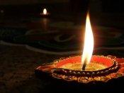 Widows break taboo by celebrating Diwali inside temple