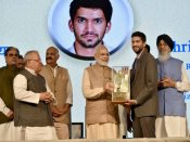 Narendra Modi condemns atrocities on Dalits; promotes entrepreneurship among youngsters