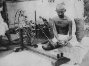Mahatma Gandhi's spinning wheel among Time's 100 'Most Influential Photos'