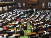 Winter session of Karnataka assembly begins amidst protests