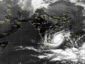 Cyclone 'Vardah' to make landfall near Chennai today