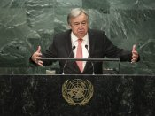 Antonio Guterres vows to 'engage personally' in resolving disputes