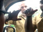 Auto drivers harass woman for hiring Uber in Cochin