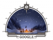 Google Doodle hails 105th year of South Pole conquest