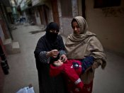 Anti-polio drive planned along Pak-Afghan border