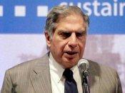 Ratan Tata congratulates new Tata sons chairman Chandrasekaran