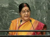 Child custody battle in Norway: Sushma Swaraj wants boy to be reunited with natural parents