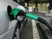 Petrol price hiked by Rs 5.79 since daily revision