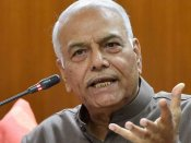 On Delhi crisis Sinha takes a dig at Modi by referring to Vajpayee