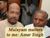 Mulayam Singh matters to me more than Samajwadi Party: Amar Singh