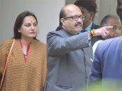 Amar Singh with Mulayam