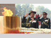 Army Chief on his first visit to J&K assured people of well being