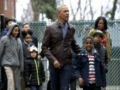 Barack Obama to leave office with 60% approval rating