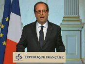 Francois Hollande: Can clear IS bastion in Iraq before summer