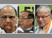 Political plot: Do Pawar, Sangma, Joshi really deserve Padma awards?
