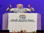 PM asks diaspora to take Indian citizen card soon