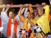 Yogi Adityanath: Western UP being turned into Kashmir