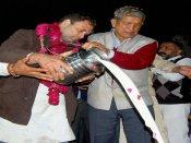 BJP demands U'khand CM's resignation