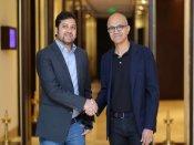 Flipkart, Microsoft forge cloud partnership