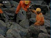 Chennai Oil spill: FIR against cargo ship companies