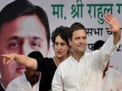 UP election- Rahul, Priyanka hit out at Modi on son of soil remark