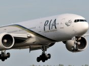 Pakistan airline flew with 7 passengers standing during flight to Saudi
