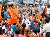 CPI-M, BJP workers clash in Tripura, 14 injured
